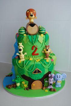 Raa Raa Cake Charming Treats
