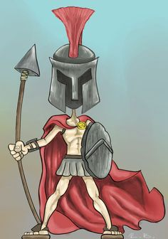 Aqui é Esparta!