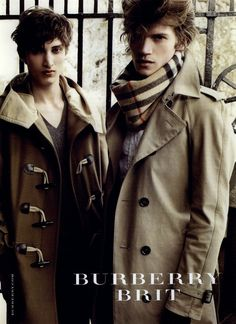 Burberry Ad Campaign Fall/Winter 2009 Shot #3