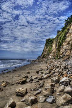Pacific Ocean - Santa Barbara, California