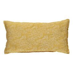 Sweetcase rectangular cushion - yellow cloud-product