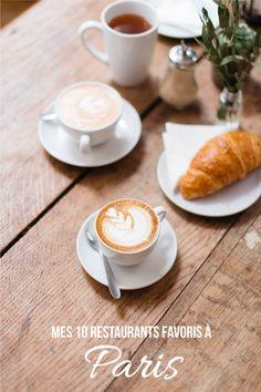 Les Cinq Petites Choses — Mode and The City Restaurant Bio, Restaurant Paris, Coffee Break, Coffee Time, Tea Time, Bon Weekend, Bento, Cheesecake Vanille, Coffee Shop