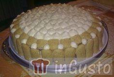 La torta al tiramisù