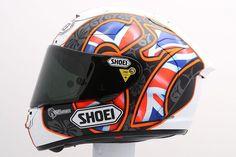 Shoei X-Spirit II S.Byrne 2012 by Rage Designs