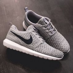 finest selection d9a6a df201 Nike Flyknit Roshe Run Light Charcoal Adidas Shoes Outlet, Nike Shoes For  Sale,