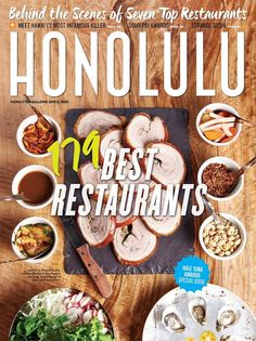 Honolulu Magazine January 2015 http://www.honolulumagazine.com/Honolulu-Magazine/August-2012/Honolulu-Cheap-Eats/index.php?cparticle=2&siarticle=1