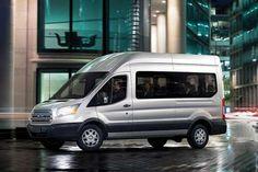 2017 Ford Transit Wagon - Ford