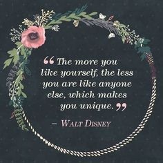 Love this quote so much - Love yourself! #disney