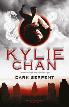 DARK SERPENT, Celestial Battles: Book 1, by Kylie Chan. Urban fantasy. Publishes: April 29.