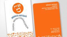 Card for Mònica Artigas - speech therapist