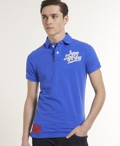 Superdry Applique Polo-Shirt