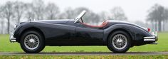 Jaguar XK 140 S OTS, 1954 - Welcome to ClassiCarGarage