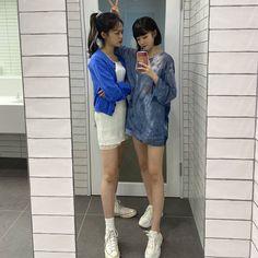 """백예은 on Instagram: """"파랑"""" The Twenties, Kdrama, Twenty Twenty, Street Style, Girls, Toddler Girls, Urban Style, Daughters, Maids"""