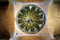 Istanbul. Església de la Panaghia Pammakáristos. Cúpula