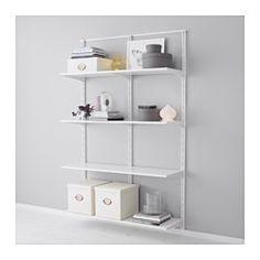 ALGOT Wall upright/shelves - IKEA