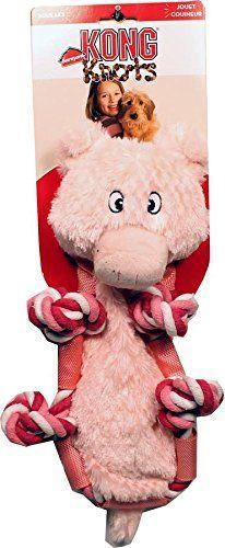 KONG Barnyard Knots Pig Dog Toy Large * See this great image Kong dog toys Kong Dog Toys, Dog Chew Toys, Dog Itching, Dog Training Pads, Dog Dental Care, Dog Food Storage, Dog Shower, Dog Shedding, Dog Diapers
