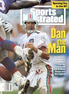 Classic SI Photos of Dan Marino