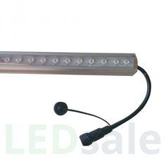 120cm Profesjonell Vanntett 30W LED Lysrørskinne