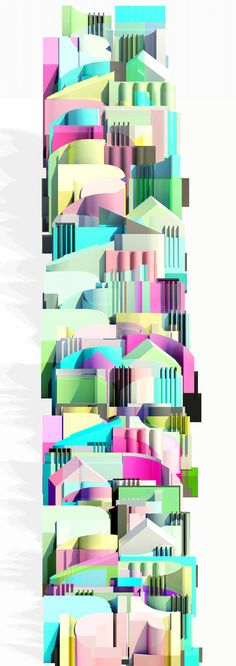 Density / Non-Existing Reality - Asli Tusavul