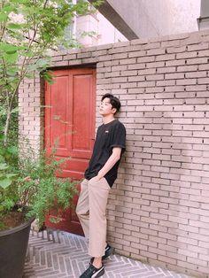 fantasy, rowoon, and kpop image Asian Squat, Sf 9, Korean Fashion Men, Boy Fashion, Cute Korean, Boyfriend Material, Korean Actors, Kdrama, Handsome