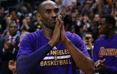 """Kobe: """"Los Dioses del baloncesto me han tratado bien"""""""
