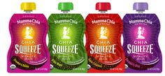Portable pouches for chia-seed snack speak of vitality | Packaging World