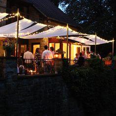 Summer garden party lights by Lights4fun