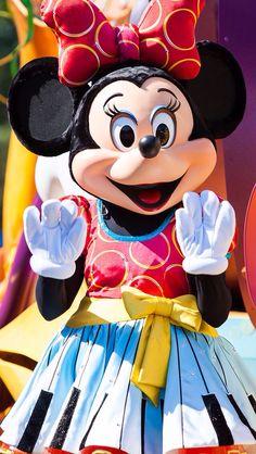Minnie Mouse at wonderful walt disney *world she the disney Hollywood star *