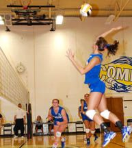 Volleyball, Basketball & Softball available at Cottey College - More info here! - Cottey College for Women | Comet Athletics