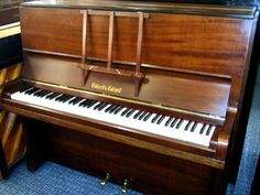 Restored Upright Piano for sale | Collard Collard | The Piano Workshop