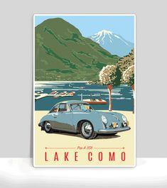 Porsche-pre-A-356-At-Lake-Como.gif