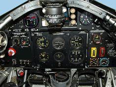 hawker hurricane instrument panel