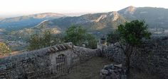 Subida al Puig de Maria (Mallorca)