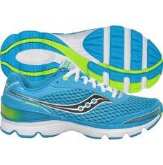 Saucony Women's Grid Shadow Genesis Running Shoe -Bright Bluuueee