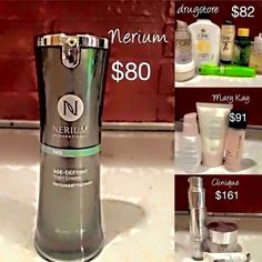 NeriumAD Age-Defying Treatment is 1 simple NATURAL ingredient based product. It is helping the young & old correct MULTIPLE skin concerns at once. Try it risk free for 30 days www.marangeline24.nerium.com