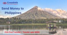 Send now to get great rate on your first transfer with Crosslinks Money Exchange Rate, Best Rated, Philippines, Canada, Money, Digital, Travel, Viajes, Silver