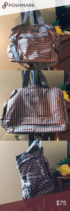 c3e1ce2c63 Adidas Stella McCartney large gym travel bag