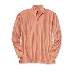 drirelease casting Long-sleeved with zip-neck protection