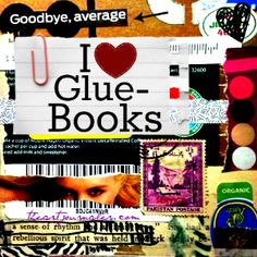 I love glue books 300x300