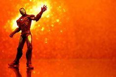 Universal Iron Man. Second in a week-long series of Avengers photos.