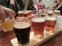 Beer platters are genius.