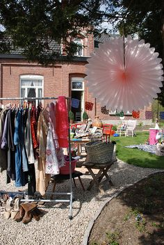Garage Sale Tips Part Tips For Having The A Successful Garage Sale. Get Rid  Of Unwanted Stuff And Make Some Money In The Process!