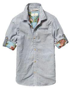 Lichtgewicht gebonden shirtLichtgewicht gebonden shirt