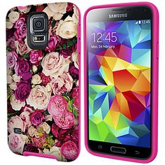 kate spade new york Flexible Hardshell Case for Samsung Galaxy S 5 - Photographic Roses | Verizon Wireless