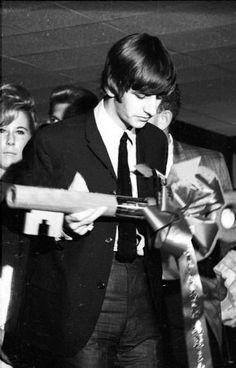 The Beatles, Ringo Starr