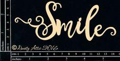 The Dusty Attic - DA1594 Smile