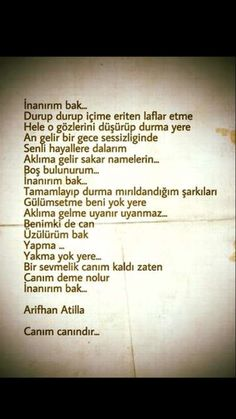 Inanirim bak k. Best Poems, Cool Words, Karma, Crying, Poetry, Relationship, Love, Feelings, Quotes