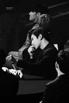 Cre: the owner/as logo Park Chanyeol Exo, Kyungsoo, Exo Chanbaek, Exo Exo, Asia Artist Awards, Celebrity List, Kim Minseok, Fandom, Exo Members
