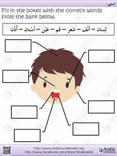 arabic english vocab worksheet kids at DuckDuckGo Arabic Alphabet Letters, Arabic Alphabet For Kids, Learn Arabic Online, Arabic Lessons, Islam For Kids, Learn Islam, Arabic Language, Alphabet Worksheets, Learning Arabic