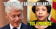 BREAKING : Insider Exposes WHAT REALLY HAPPENED During the Bill Clinton / Loretta Lynch Meeting (10/7/16) The Clinton's are too corrupt to work for us!